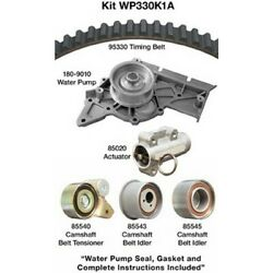Wp330k1a Dayco Timing Belt Kit New For Audi A4 Quattro A6 2002-2004