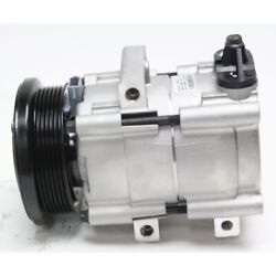 58129 4-seasons Four-seasons A/c Compressor New For F150 Truck F250 With Clutch