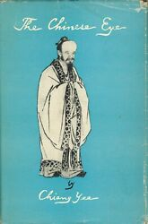 Chiang Yee The Chinese Eye Painting 1936 Hc 2nd Edition Good/fair Condition