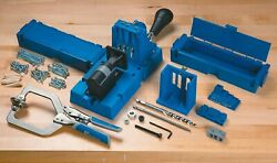 Kreg K5ms K5 Ms Jig Master System Pocket Hole Woodworking Tools - New In Box