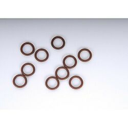 217-452 Ac Delco Fuel Injector O-ring Gas Front Or Rear New For Chevy Le Sabre