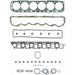 Hs8168pt-3 Felpro Set Cylinder Head Gaskets New For Country Custom Econoline Van
