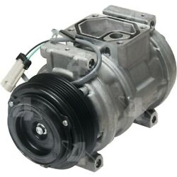 58332 4-seasons Four-seasons A/c Ac Compressor New For Chevy With Clutch