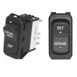 Sw-6570 Motorcraft Cruise Control Switch Passenger Right Side New For F150 Truck