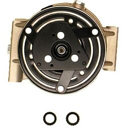 10000437 Valeo A/c Ac Compressor New For Chevy Olds With Clutch Chevrolet Impala