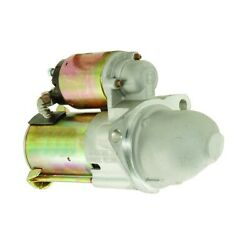 337-1026 Ac Delco Starter New For Chevy Olds Chevrolet Cavalier Malibu Grand Am