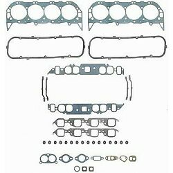 Hs8180pt-5 Felpro Set Cylinder Head Gaskets New For Chevy Suburban Express Van