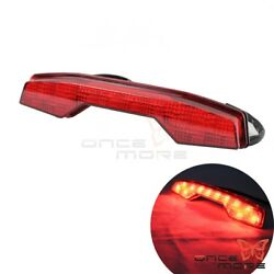Abs Plastic Led Rear Brake Stop Tail Lights Taillight Assembly For Suzuki Ltr450