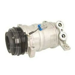88901 4-seasons Four-seasons A/c Compressor New For Chevy Avalanche With Clutch