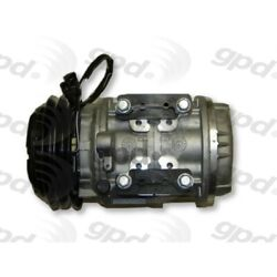 6511431 Gpd A/c Ac Compressor New For Le Baron Ram Van Truck Fury With Clutch