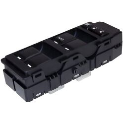 4602780ad Power Window Switch Front Driver Left Side New Black Lh Hand For Dodge