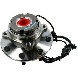 402.65022 Centric Wheel Hub Front Driver Or Passenger Side New 4wd 4x4 Rh Lh