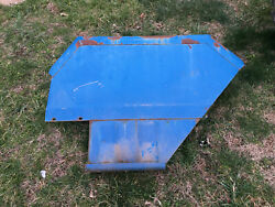 Tx15049 - A Used Rh Fender For A Long 460 480 510 520 560 610 680 Tractors