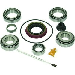 Bk C8.75-a Yukon Gear And Axle Ring And Pinion Installation Kit Rear New For Dodge