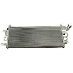 Yj-558 Motorcraft A/c Ac Condenser Front New For Ford Explorer 2012-2017
