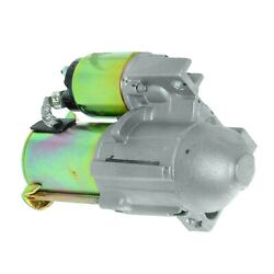 337-1030 Ac Delco Starter New For Chevy Olds S10 Pickup Chevrolet S-10 Impala G6