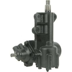 97-7507 A1 Cardone Steering Gear New For Truck F150 Ford F-150 Bronco F-100 1976