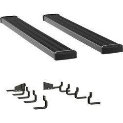 415102-400929 Luverne Set Of 2 Running Boards New For F150 Truck Ford F-150 Pair
