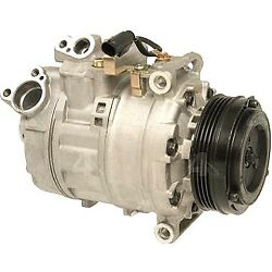 68305 4-seasons Four-seasons A/c Compressor New For 525 528 530 535 With Clutch