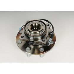 Fw391 Ac Delco Wheel Hub Front Driver Or Passenger Side New 4wd 4x4 For Chevy