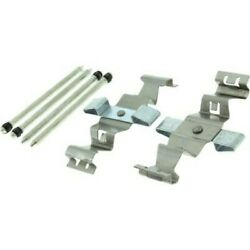 117.63023 Centric Brake Hardware Kit Front Or Rear New For Mercedes Cl Class E S