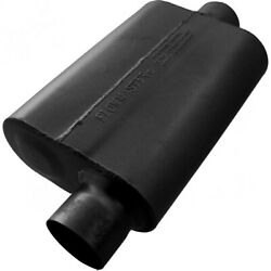 943041 Flowmaster Muffler New For Chevy Suburban Ram Truck F250 F350 Oval Ford