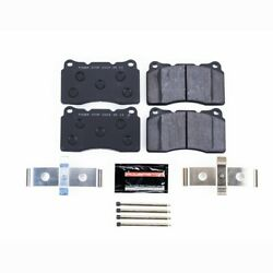 Pst-1001 Powerstop Brake Pad Sets 2-wheel Set Front New For Chevy Honda Civic G8