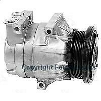 58992 4-seasons Four-seasons A/c Ac Compressor New For Chevy Olds With Clutch