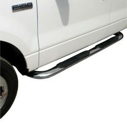 21-3520 Westin Nerf Bars Set Of 2 New Polished For F150 Truck Ford F-150 Pair