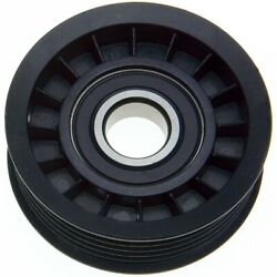38008 Ac Delco Accessory Belt Idler Pulley New For Chevy Suburban Express Van