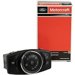 Sw-6808 Motorcraft Headlight Switch Lamp New For Ford Explorer Edge Lincoln Mkx