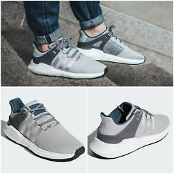 NWT $180 ADIDAS EQT Support 9317 'Welding Pack' Men Running Shoes Grey Size 9.5