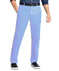 Brooks Brothers Men's Clark Fit Supima® Cotton Stretch Chinos, Blue33x325226-9