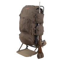 Hunting Rifle Backpack Frame Bag Outdoor Camping Hiking Fishing Travel Lodge Top