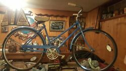 1970and039s Sears And Roebuck Custom Cruiser Bicycle. A 9.4 Outa 10. Basically New