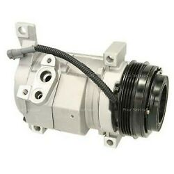 78377 4-seasons Four-seasons A/c Compressor New For Chevy Avalanche With Clutch
