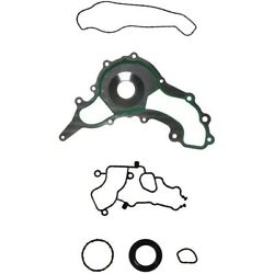 Tcs 46162 Felpro Set Timing Cover Gaskets New For Vw Town And Country Jeep Dodge