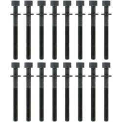 Ahb534 Apex Set Of 16 Cylinder Head Bolts New For Nissan Maxima Altima Frontier