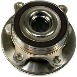 401.61002 Centric Wheel Hub Front Driver Or Passenger Side New Rh Lh Left Right
