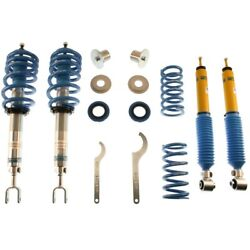 48-169301 Bilstein Set Of 4 Coil Over Kits Front And Rear New For Audi A4 Quattro