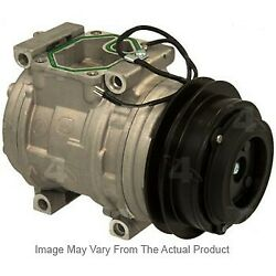 58100 4-seasons Four-seasons A/c Compressor New For Le Baron Ram Van With Clutch