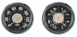 1947-53 Chevrolet Truck Oe Classic Instruments Gauge Package Ct47oe52