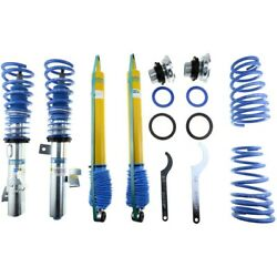 48-121262 Bilstein Coil Over Kits Set Of 4 Front And Rear New Sedan For Mazda 3