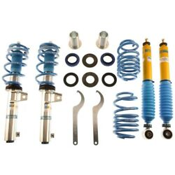 48-138864 Bilstein Coil Over Kits Set Of 4 Front And Rear New Coupe For Tt Quattro