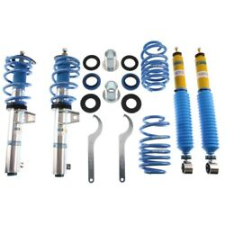 48-158176 Bilstein Set Of 4 Coil Over Kits Front And Rear New For Vw Beetle Golf R