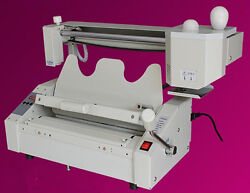 Ce Desktop Manual Hot Glue Book Binding Binder Machine 11.6and039and039andtimes16.5and039and039 297andtimes420mm