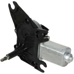 85-3028 A1 Cardone Windshield Wiper Motor Rear New For Mercedes Town And Country