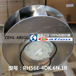 For Rh56e-4dk.6n.1r Ziehl-abegg Inverter Air Conditioner Cooling Centrifugal Fan