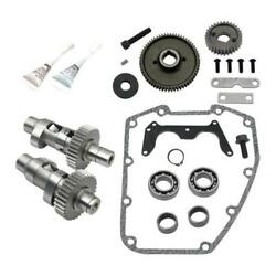Sands Hp103 Gear Drive Ez Camshaft Kit For Harley 1999-06 Twin Cam 330-0452