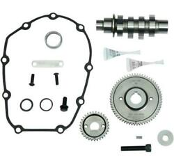 Sands 350 Gear Drive Cam Camshaft Kit For Harley 2017-18 M-eight M8 330-0625